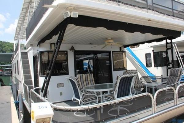 Sumerset Houseboats 16' x 75' Widebody