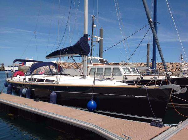 Jeanneau America Sun Odyssey 44i Jeanneau Sun Odyssey 44i - Main shot