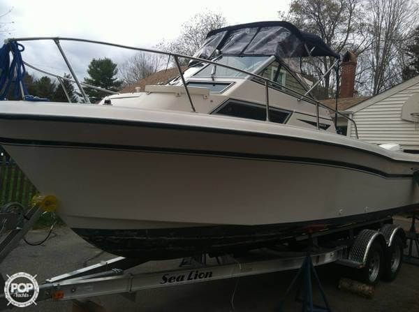Grady-White Offshore 24 1989 Grady-White Offshore 24 for sale in Kittery, ME