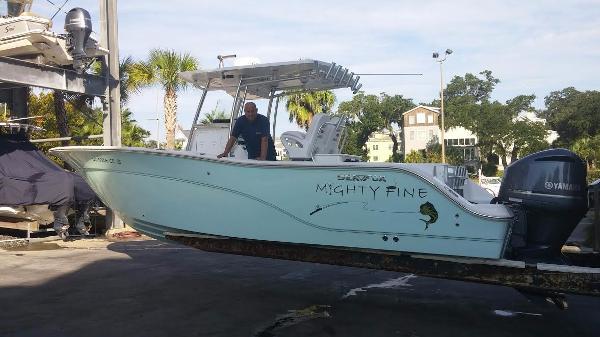 Sea Fox 286 Commander