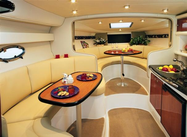 Manufacturer Provided Image: 280 - interior