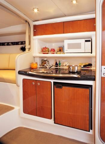 Manufacturer Provided Image: 280 - galley