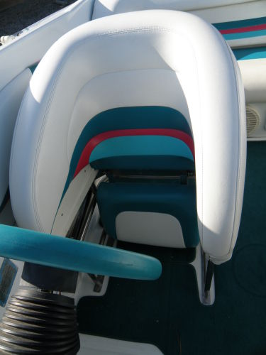drop-out bucket seats