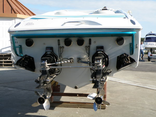 Latham Steering, Capt Choice Exhaust