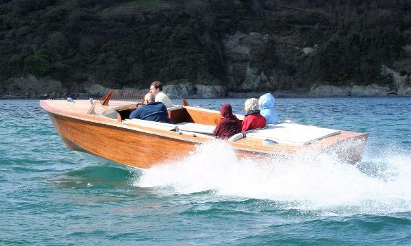 Classic Motor Boat Classic Motor Boat
