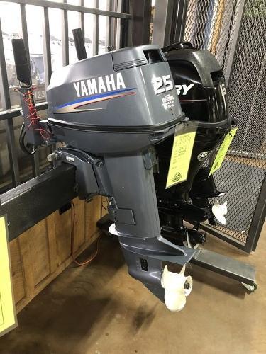 Yamaha Outboards 25 ESH