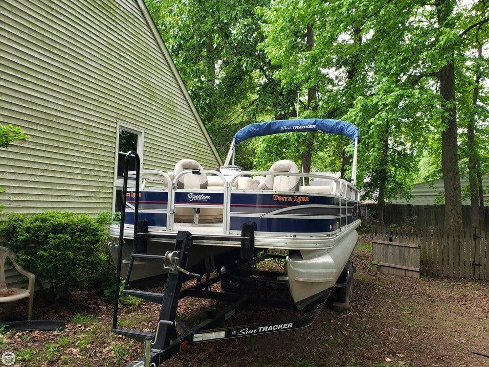 Tracker 20 DLX Fishin Barge 2015 Tracker 20 DLX Fishin Barge for sale in Dover, DE