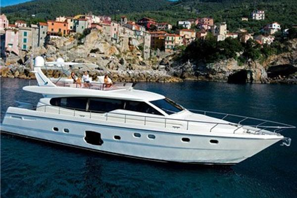 Ferretti Yachts 630 Manufacturer Provided Image