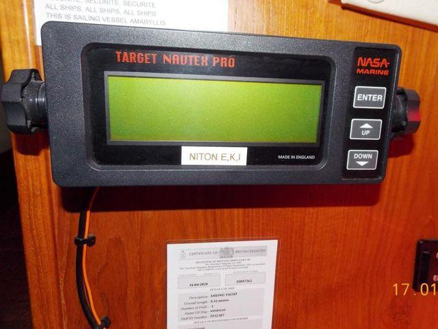 Target NAVTEX