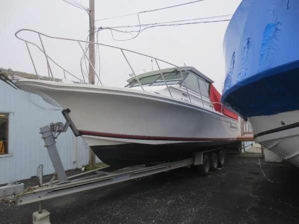 Baha Cruisers 299 HT