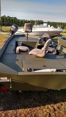 Alumacraft MV1860 AW SC