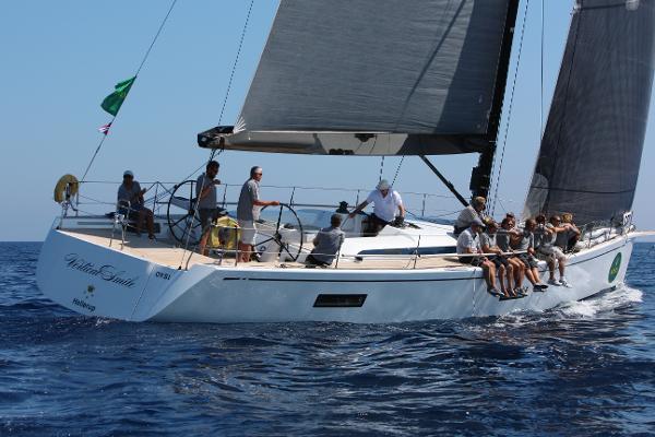 Swan 60 cruiser racer for sale