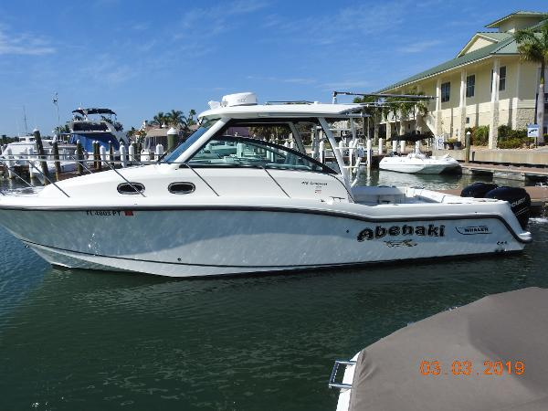 Boston Whaler 315 Conquest Abenaki