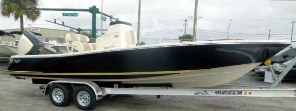 Pathfinder BlackJack Boats 256CC w Your Choice Of any Make 300hp Outboard Motor
