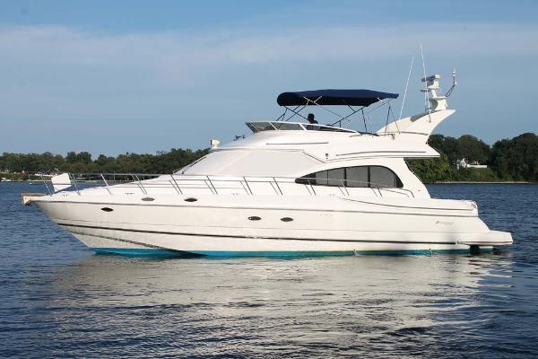 Cruisers Yachts 50 Sedan Profile