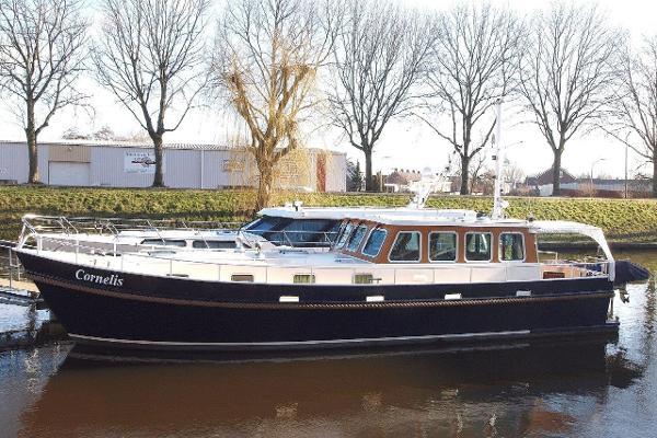 Motor Yacht Combi Spiegelkotter 13.50