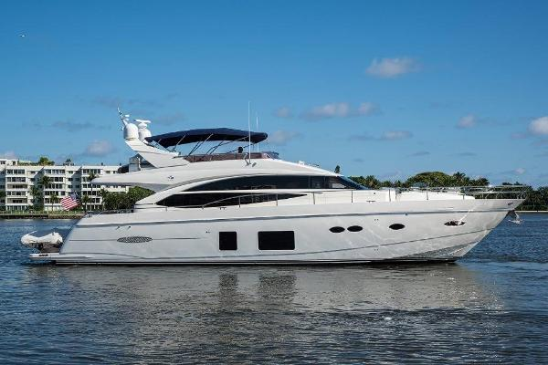 Princess 72 Motor Yacht 2015 72 Princess