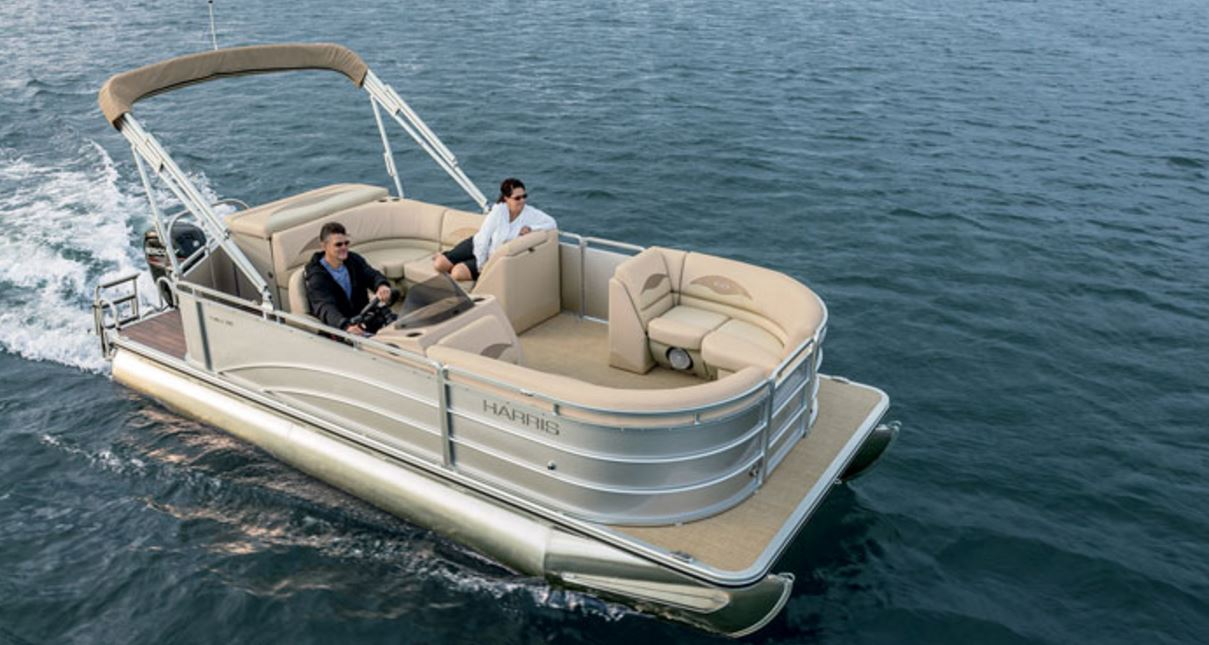 Harris Cruiser 220 CWDH - PONTOON