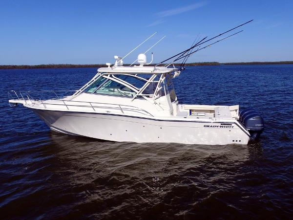 Grady-White Express 370 Profile