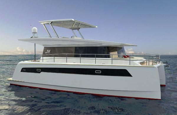 Silent Yachts 44 Profile