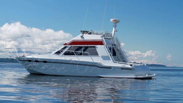 Pacific Victor Marine 34