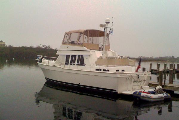 Mainship 43 Trawler Aft Cabin Mainship 430