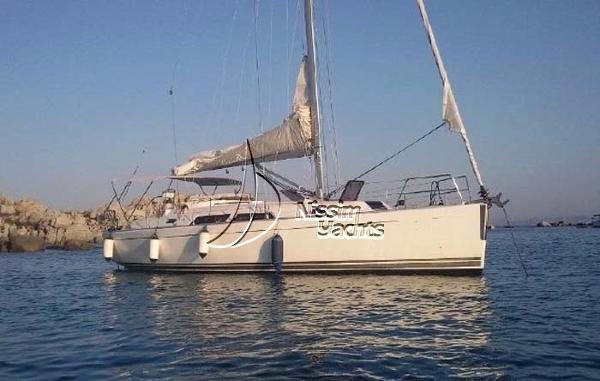 Hanse Yacht Hanse 370 Hanse 37 side