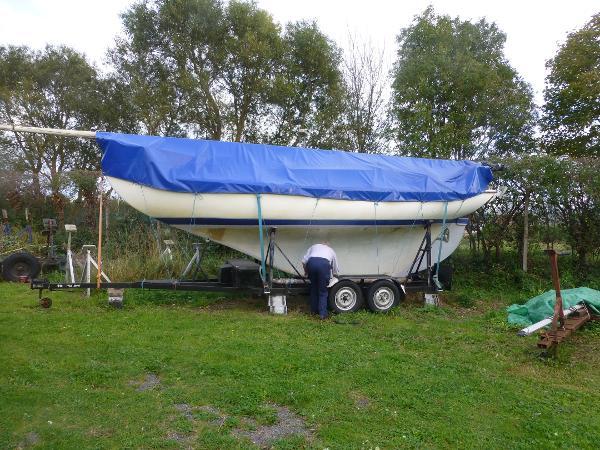 Folkboat .