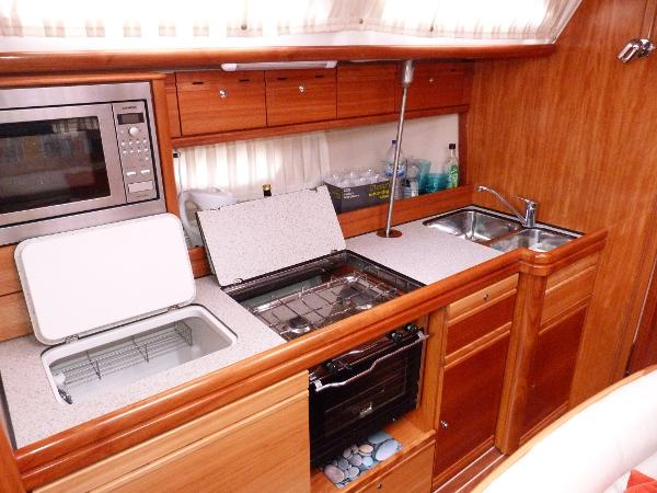Bavaria 40 - Additional View of Galley