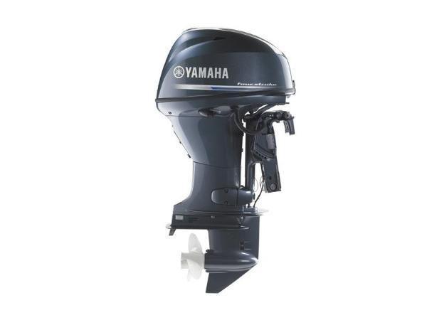 Yamaha Outboards Marine F40
