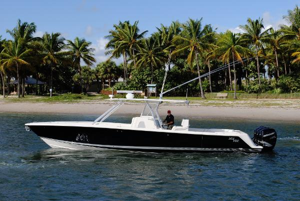 Sea Vee 39 Open Fisherman LE