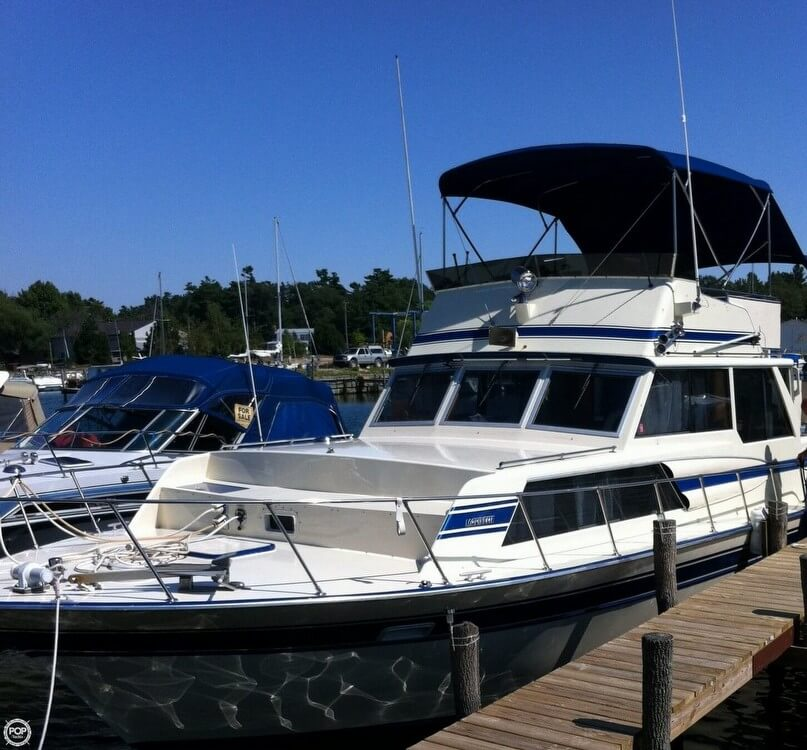 Marinette 37 Double Cabin 1978 Marinette 37 Double Cabin for sale in East Tawas, MI