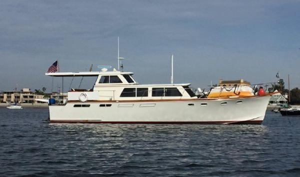 Motor Yacht Santa Barbara 51 Motoryacht