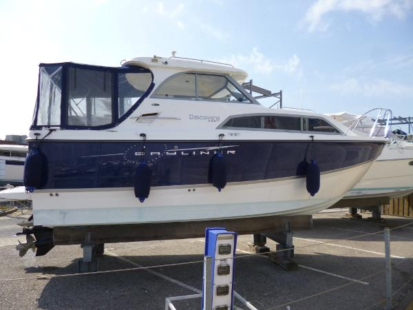 Bayliner Discovery 246 Hard Top