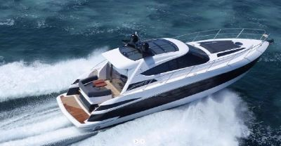 Focus Motor Yachts FP 50