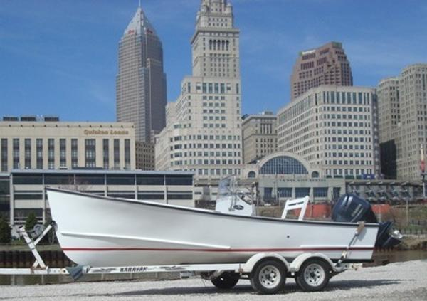 Seaway 21' Center Console