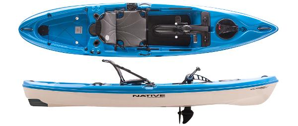 Native Watercraft Slayer Propel 12 LT