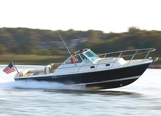 Hunt Yachts Surfhunter 29 Manufacturer Provided Image