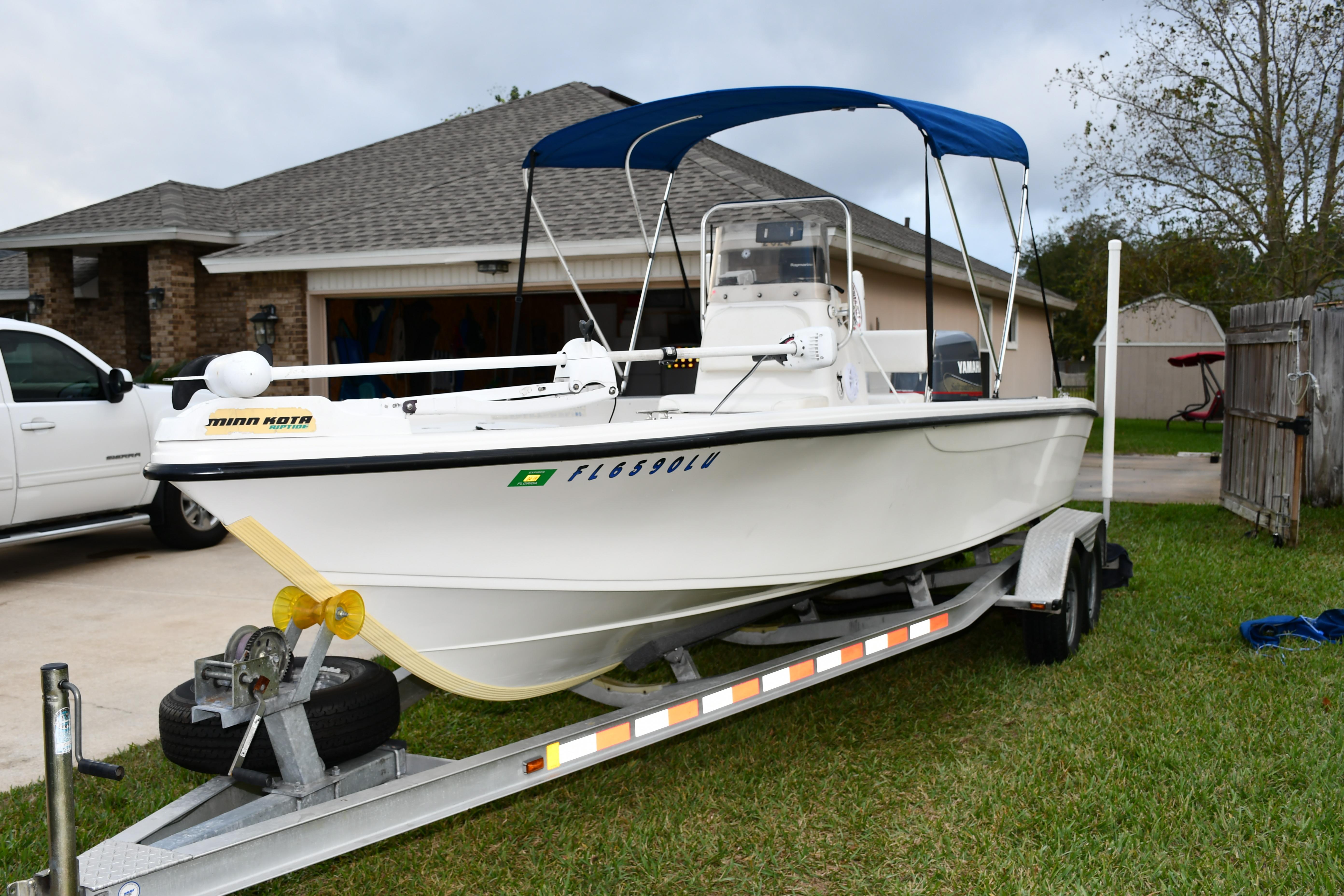 Sea Chaser 220 Bay Runner