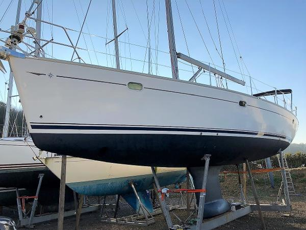 Jeanneau 43 Sun Odyssey Antifouled for 2019 season