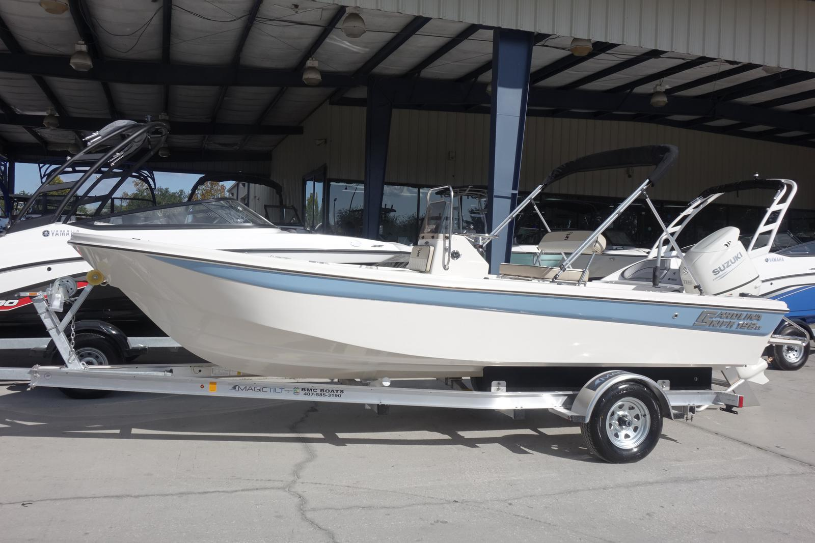 Carolina Skiff 192 Aggressor CC