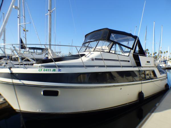 Carver 36 Mariner Portside