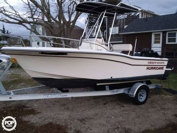 Grady-White 180 Sportsman 2009 Grady-White 180 Sportsman for sale in Wakefield, RI
