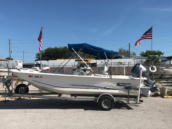 Carolina Skiff 218 DLV