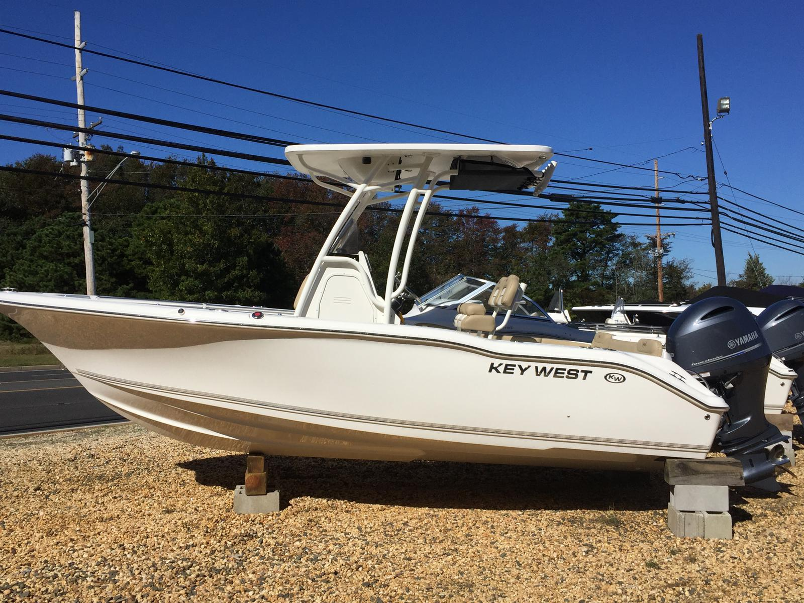 Key West Boats, Inc. 219FS Center Console