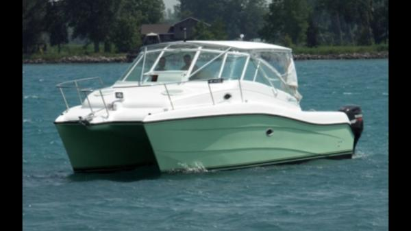 Ocean Express 36 Pro Air Sport Fish