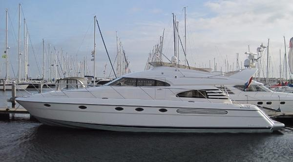 Fairline Squadron 55 Fairline Squadron 55 1998/1999