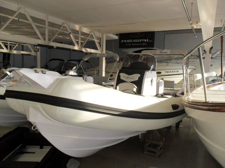 Ranieri International Ranieri RIBS Ranieri Cayman 23 Sport Touring