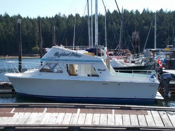 Tollycraft Cruiser, Sport Fisher, Trawler