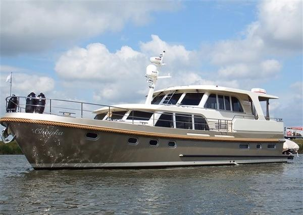 Linssen Grand Sturdy 590 AC Linssen Grand Sturdy 590